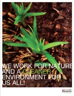 bionetix main brochure cover