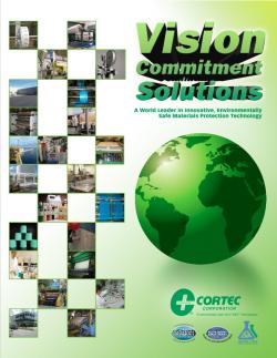 Corporate brochure cover